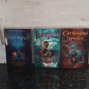 Frogspell | Icespell | Cauldron Spells